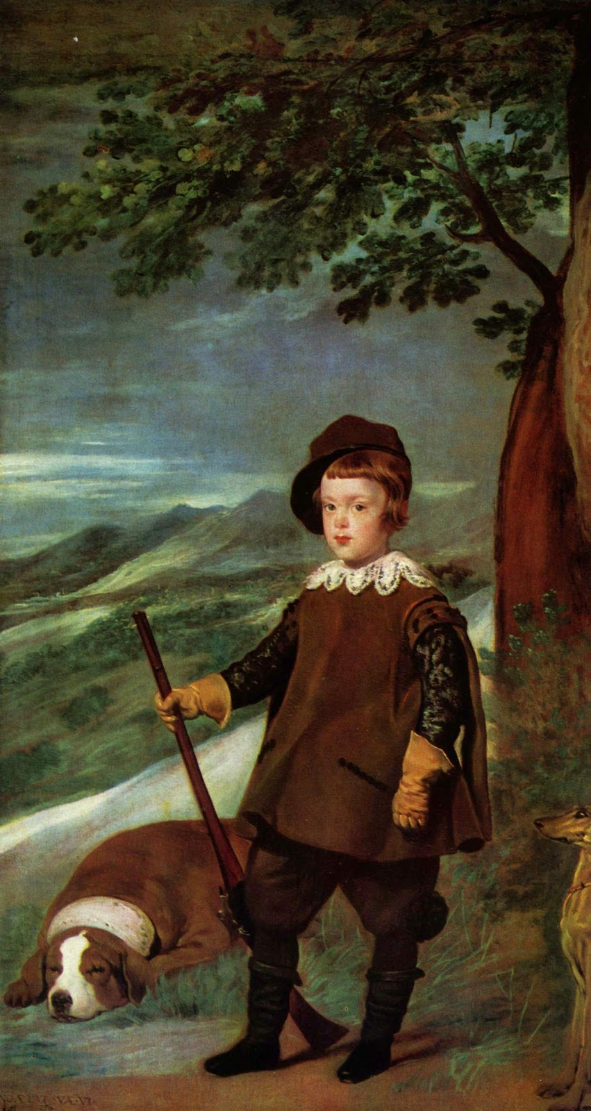 Caza real: retratos de Velázquez a propósito de esta actividad ...